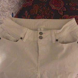 Victoria's Secret Pants - White Victoria Secret Pants